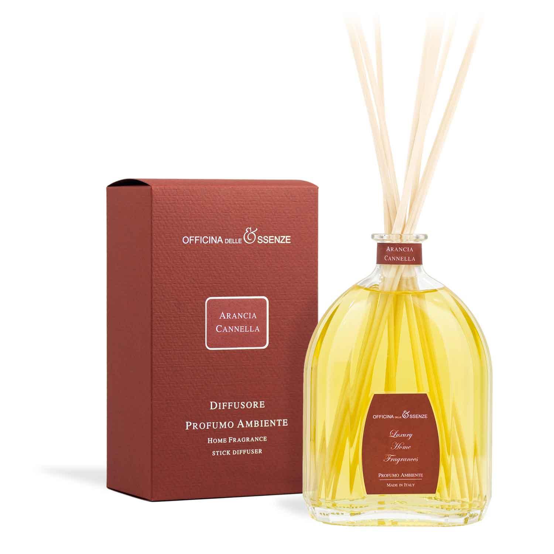 Arancia Cannella - Diffusore di profumo per l'ambiente