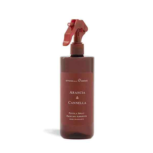 Arancia Cannella - Room spray with essential oils, 500 ml