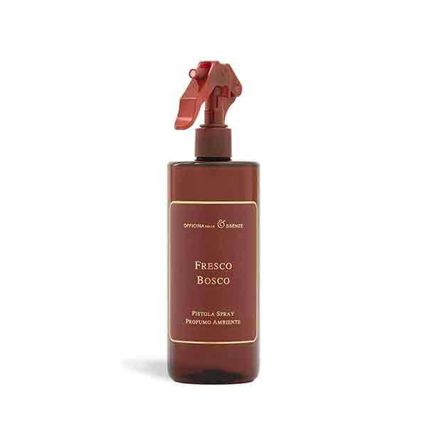 Fresco Bosco - Room spray with essential oils, 500 ml