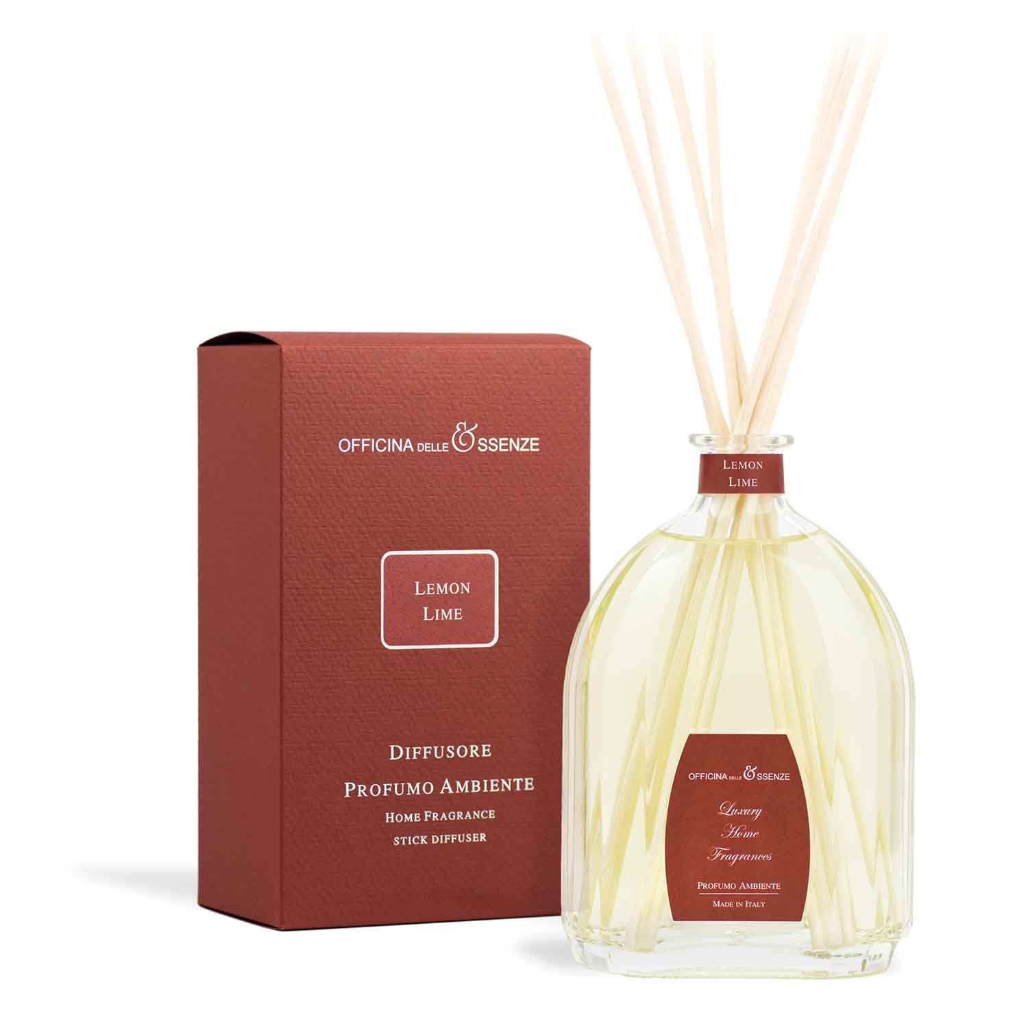 Lemon Lime - Home reed diffuser