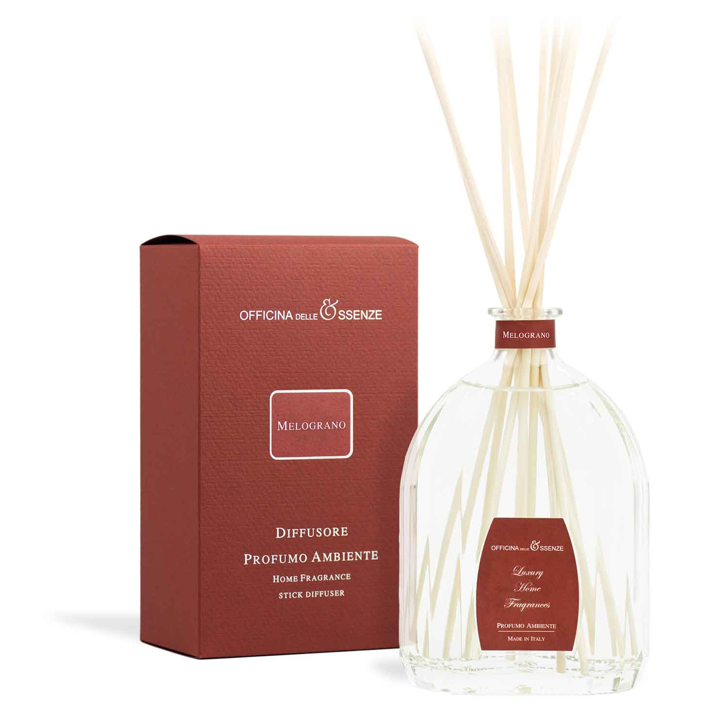 Melograno - Home reed diffuser