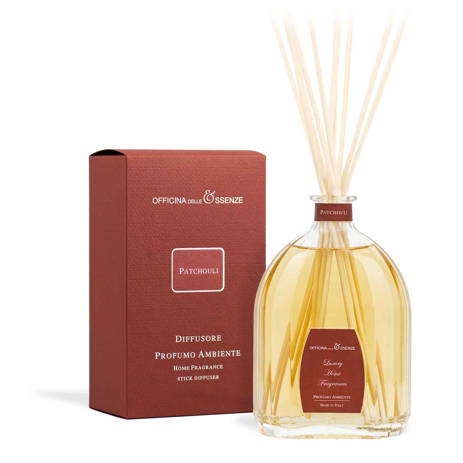 Patchouli - Home reed diffuser