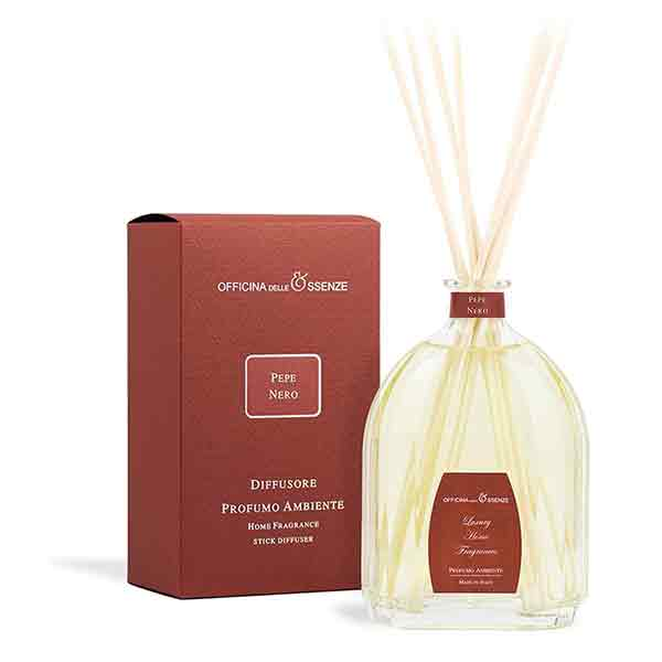 Pepe Nero - Home reed diffuser