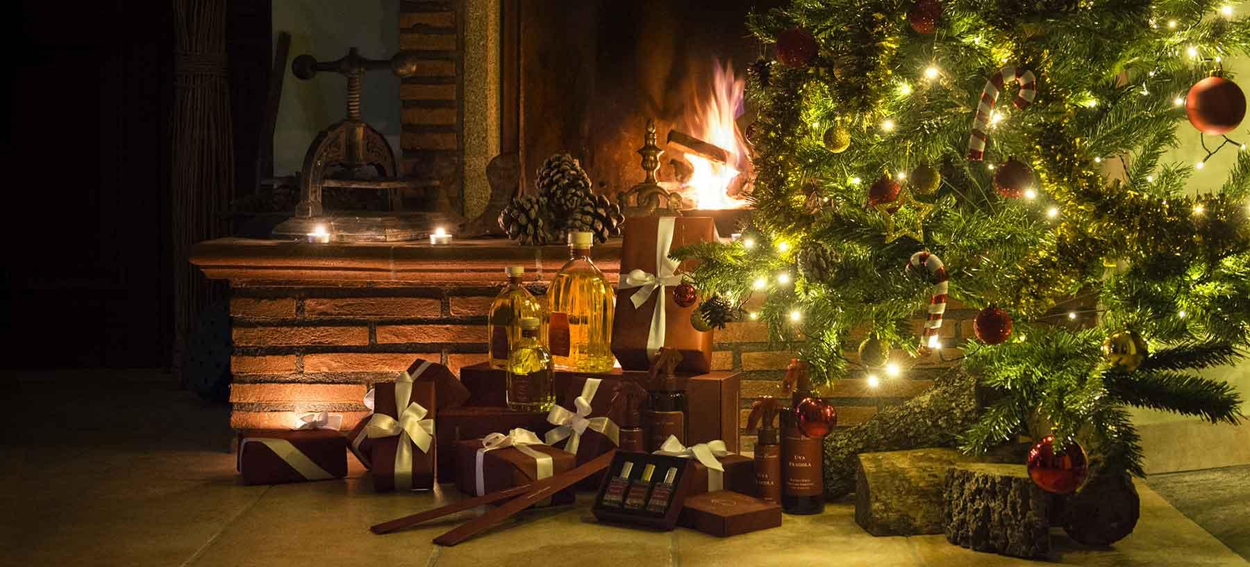 Profumi ambiente regalo Natale