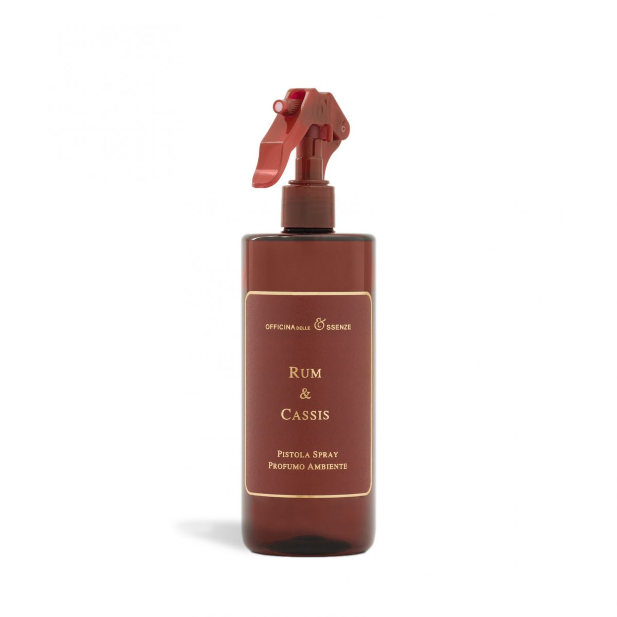 Rum Cassis - Room spray with essential oils, 500 ml
