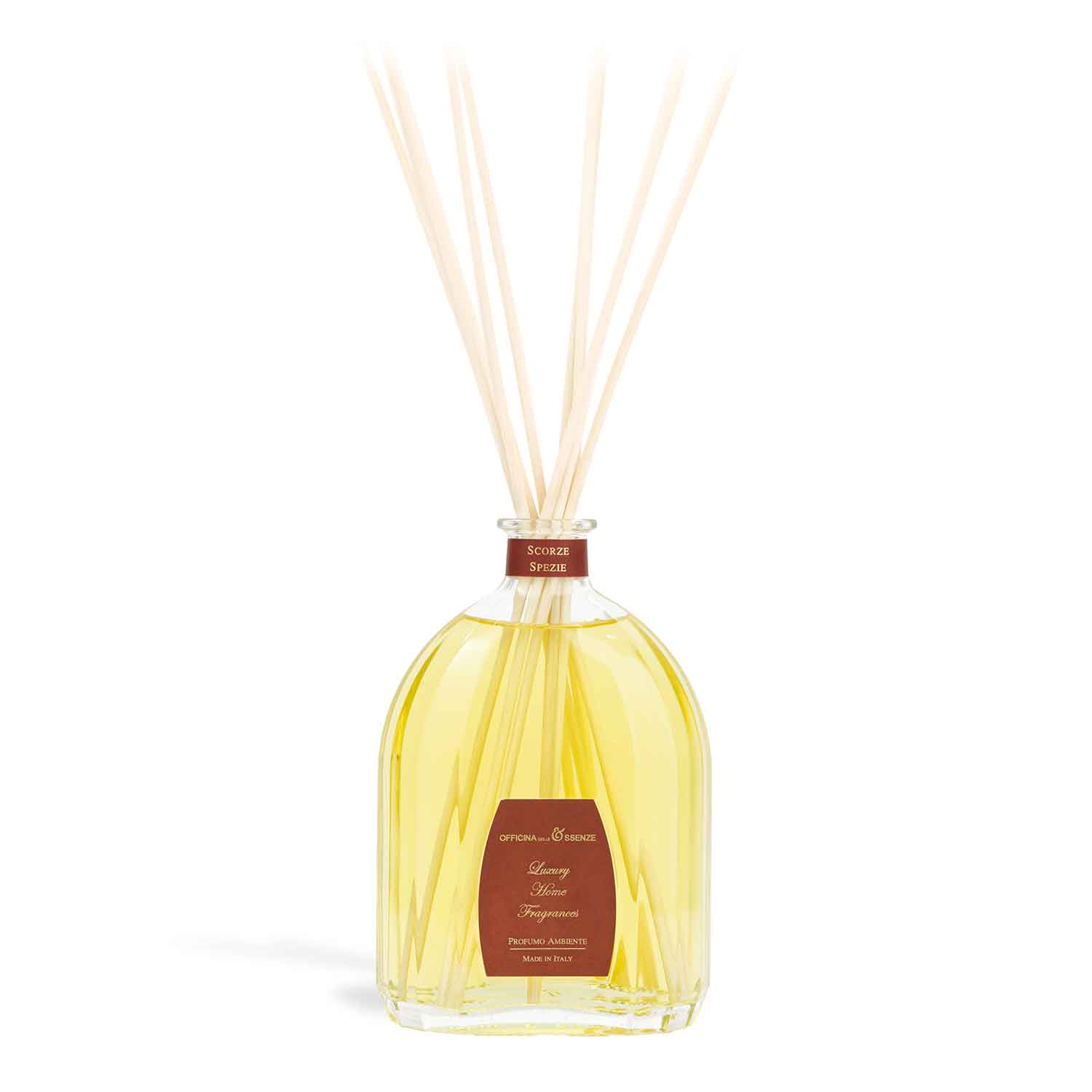 Scorze Spezie - Home fragrance diffuser with essential oils, 500 ml