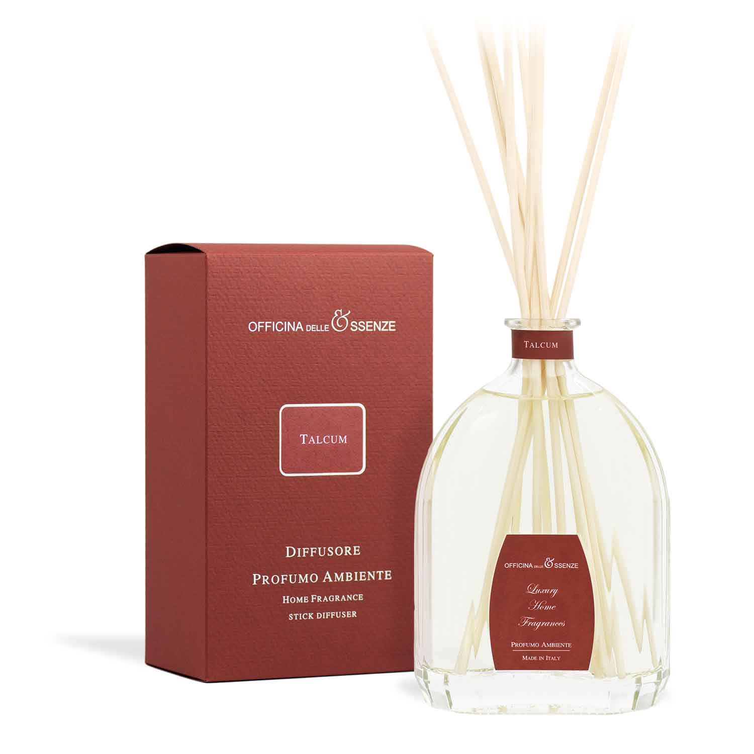 Talcum - Home reed diffuser