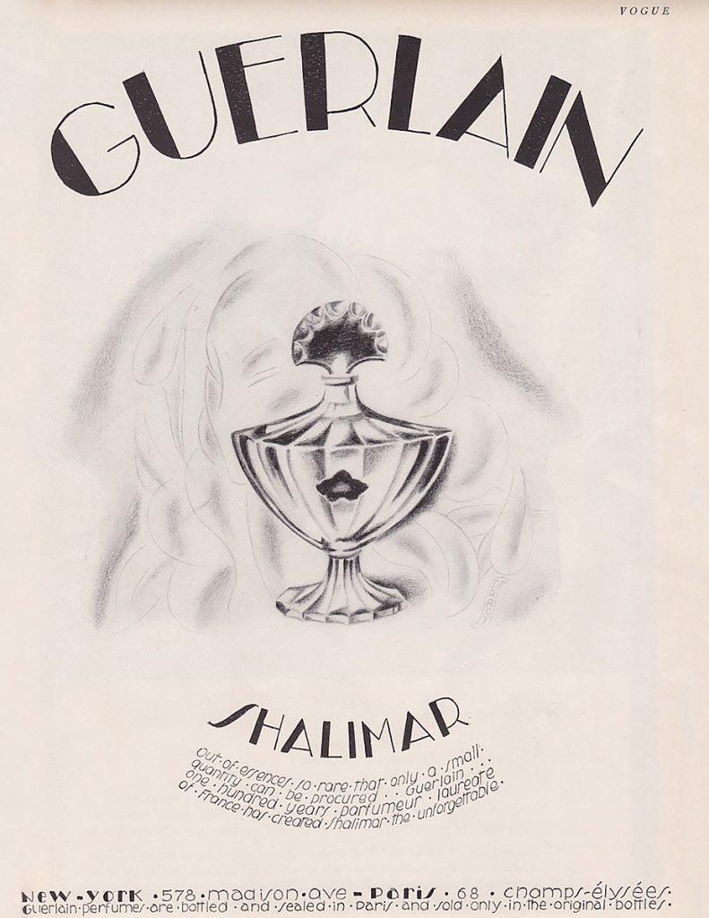 Niche Perfumery - Guerlain Shalimar