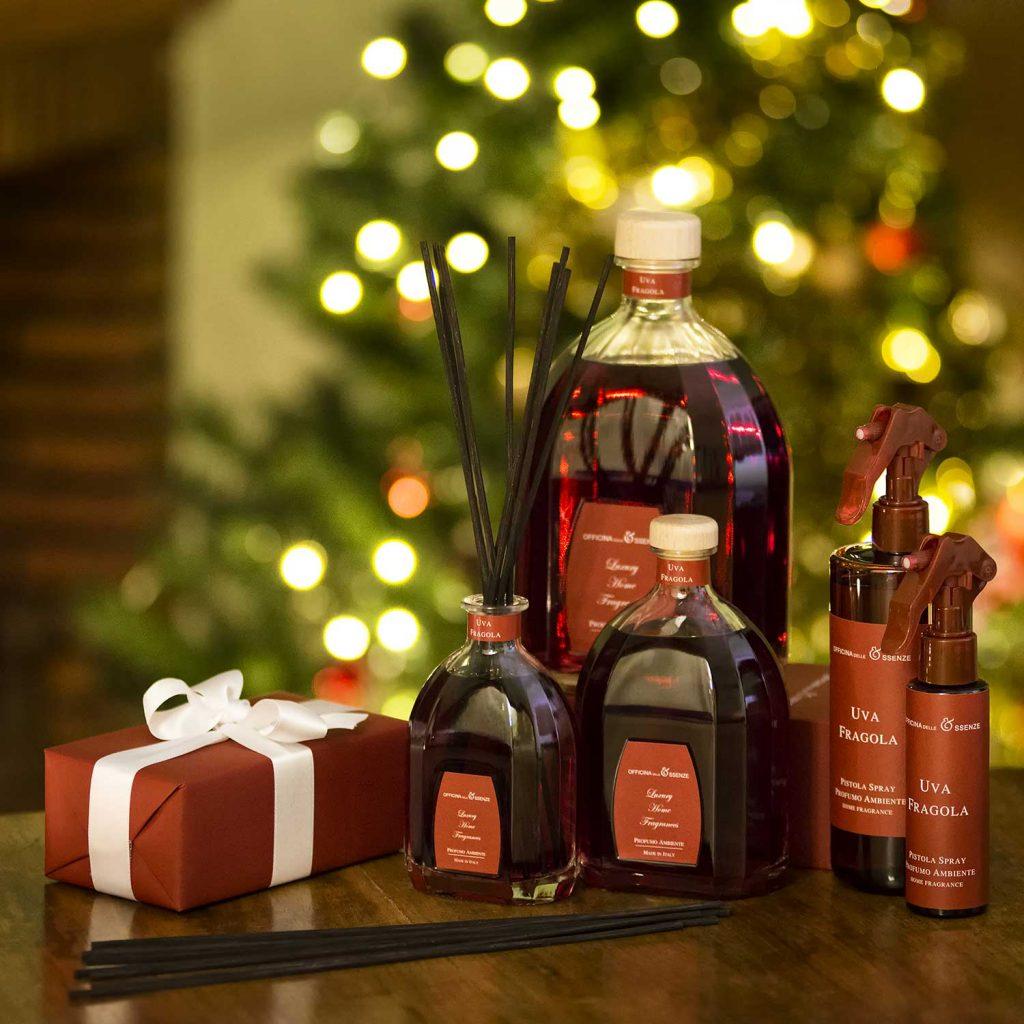 Uva Fragola è un perfetto regalo di Natale