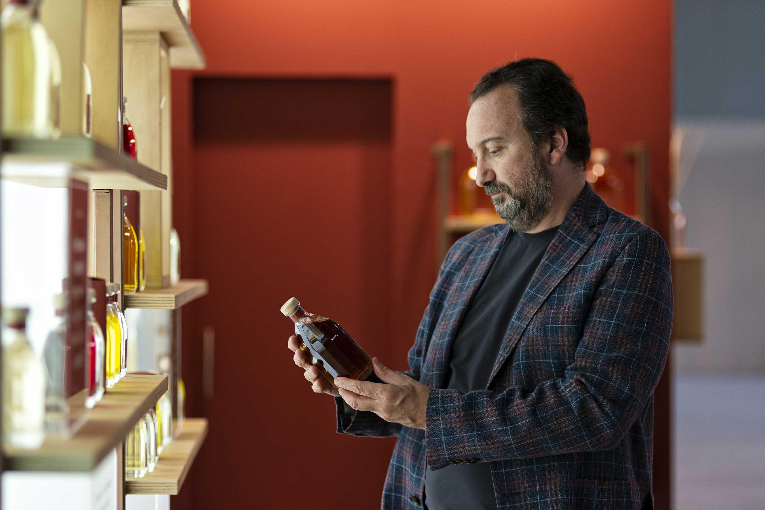 Maurizio Lembo at HOMI 2018 - Officina delle Essenze 15