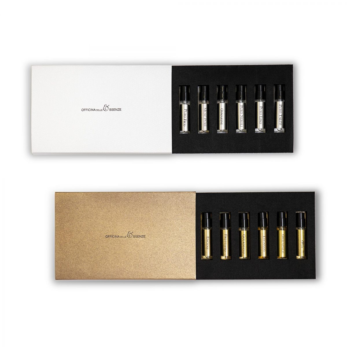 Discovery Kit sample Officina delle Essenze niche perfumes