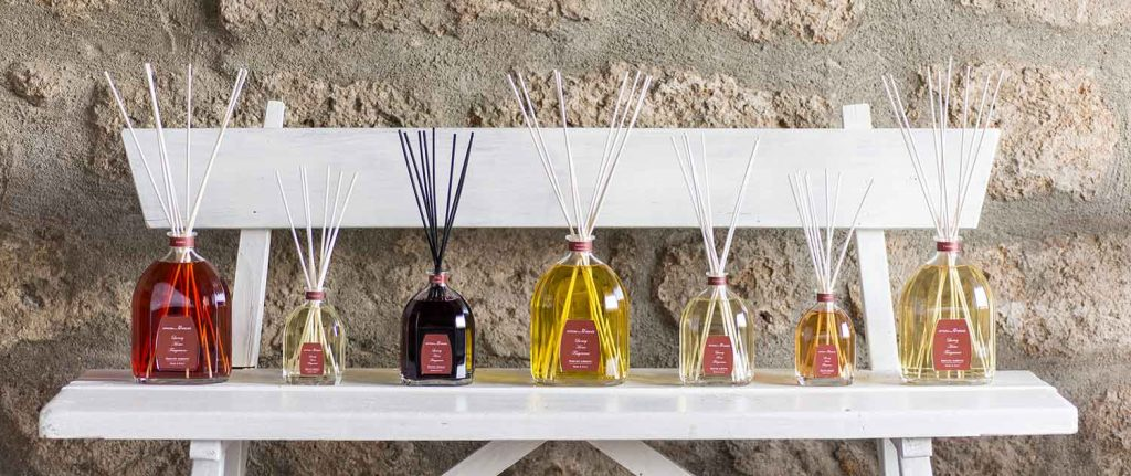 Collection Officina delle Essenze home diffusers