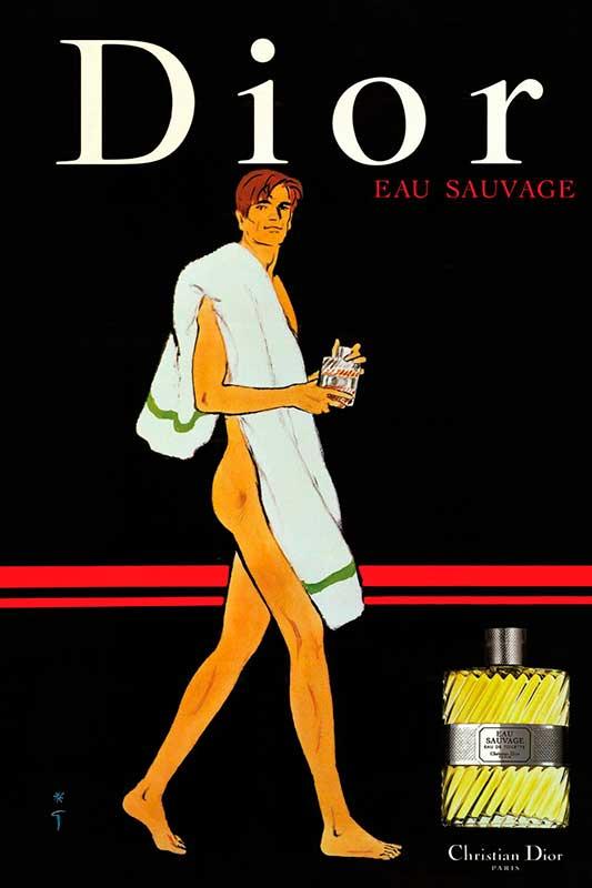 Eau Sauvage di Edmond Roudnitska per Dior