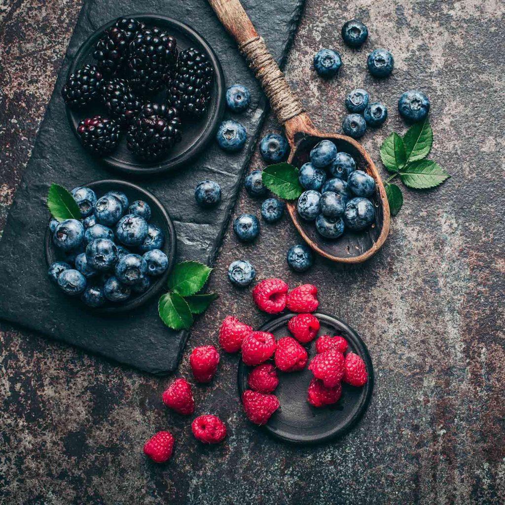 Frutti neri