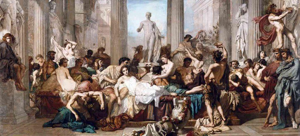 Profumi nella antica Roma