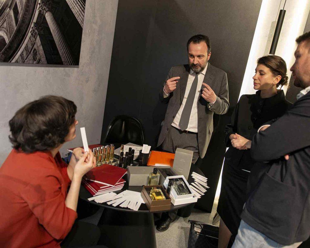 Maurizio Lembo a Esxence 2019