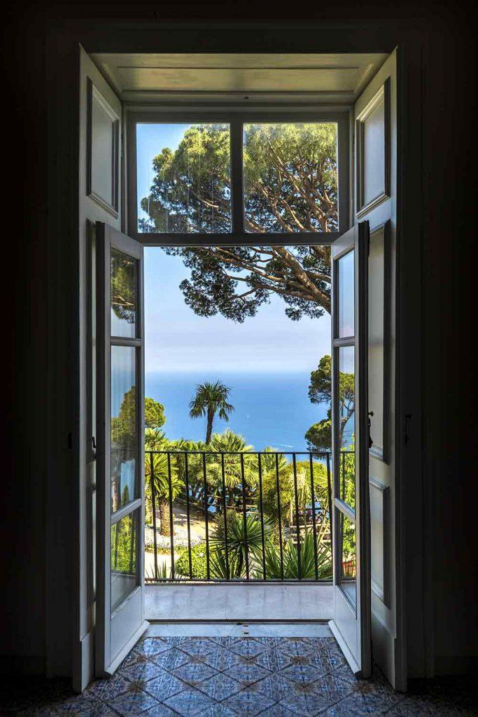 Profumo di mare dalle finestre