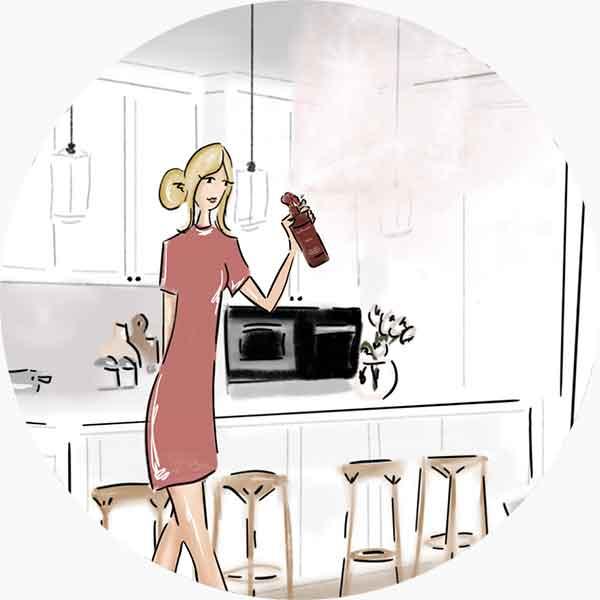 Ripeti l'operazione all'occorrenza, prima di una cena con gli amici o dopo aver ri-ordinato casa, per creare un'indimenticabile esperienza olfattiva