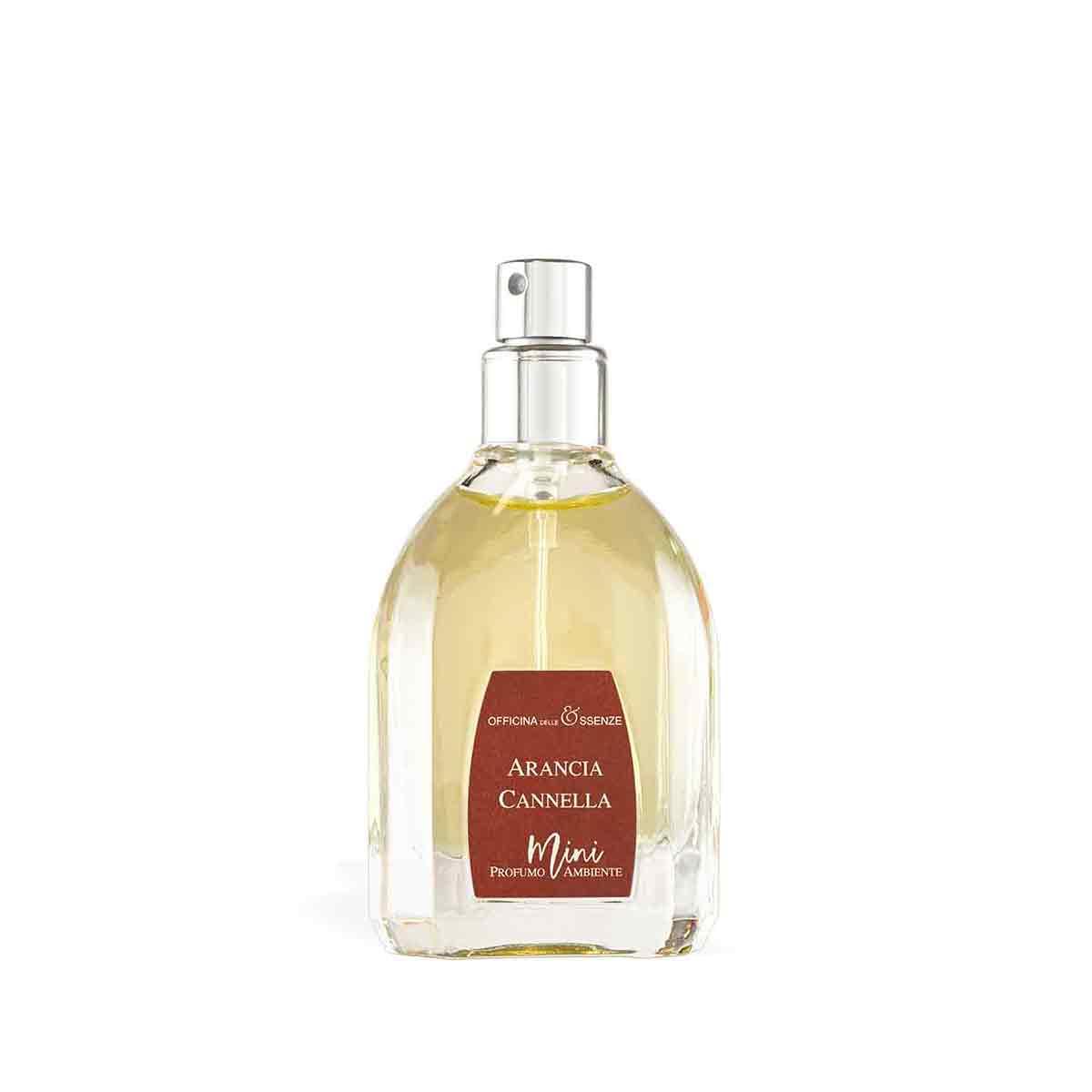 Mini profumo ambiente di Arancia & Cannella da 25 ml