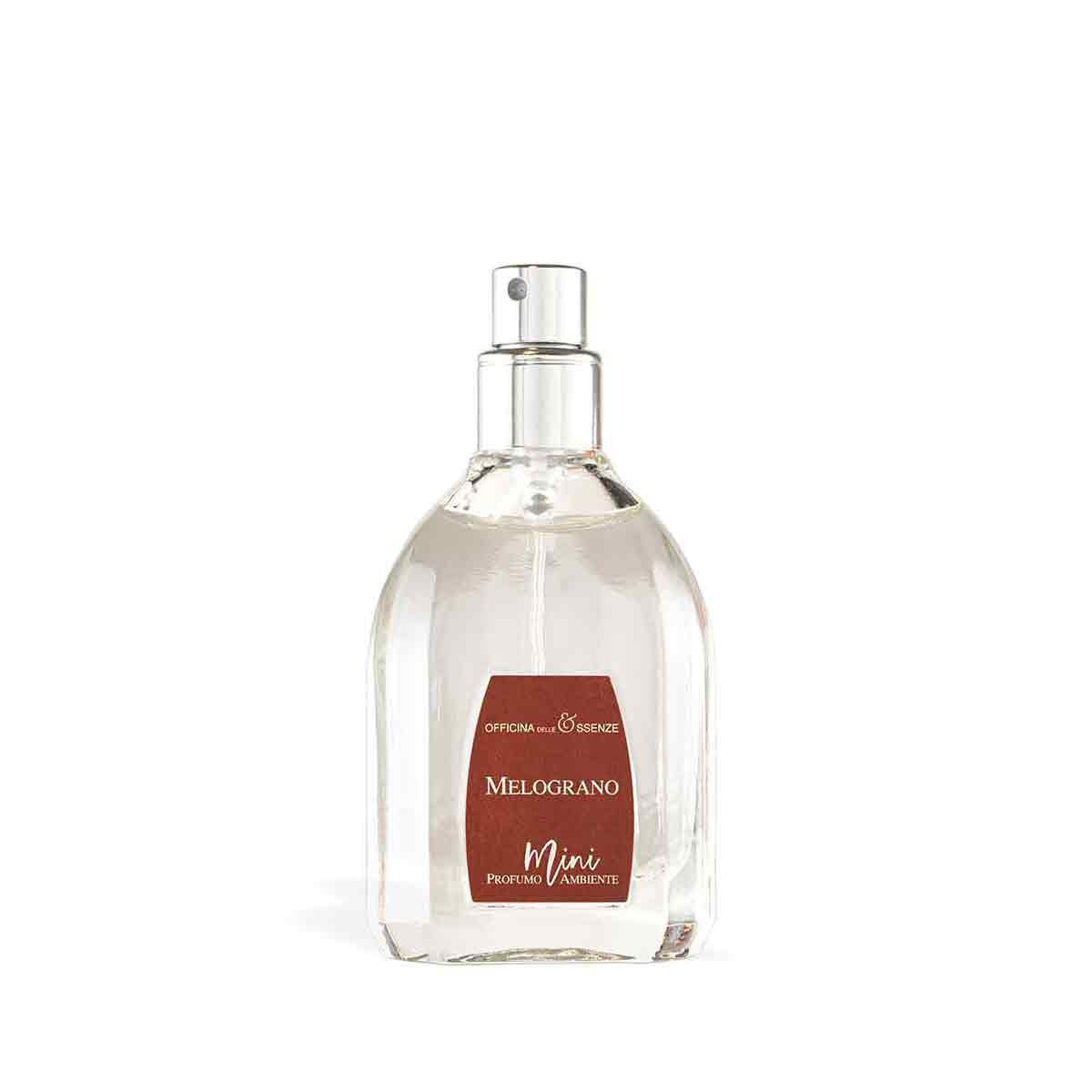Mini profumo ambiente Melograno da 25 ml