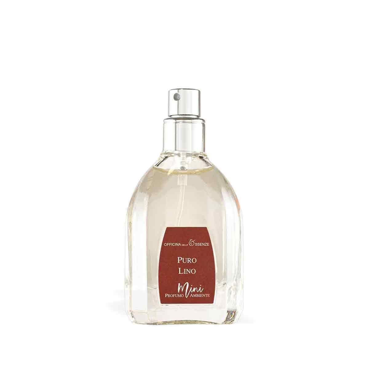 Mini profumo ambiente Puro Lino da 25 ml