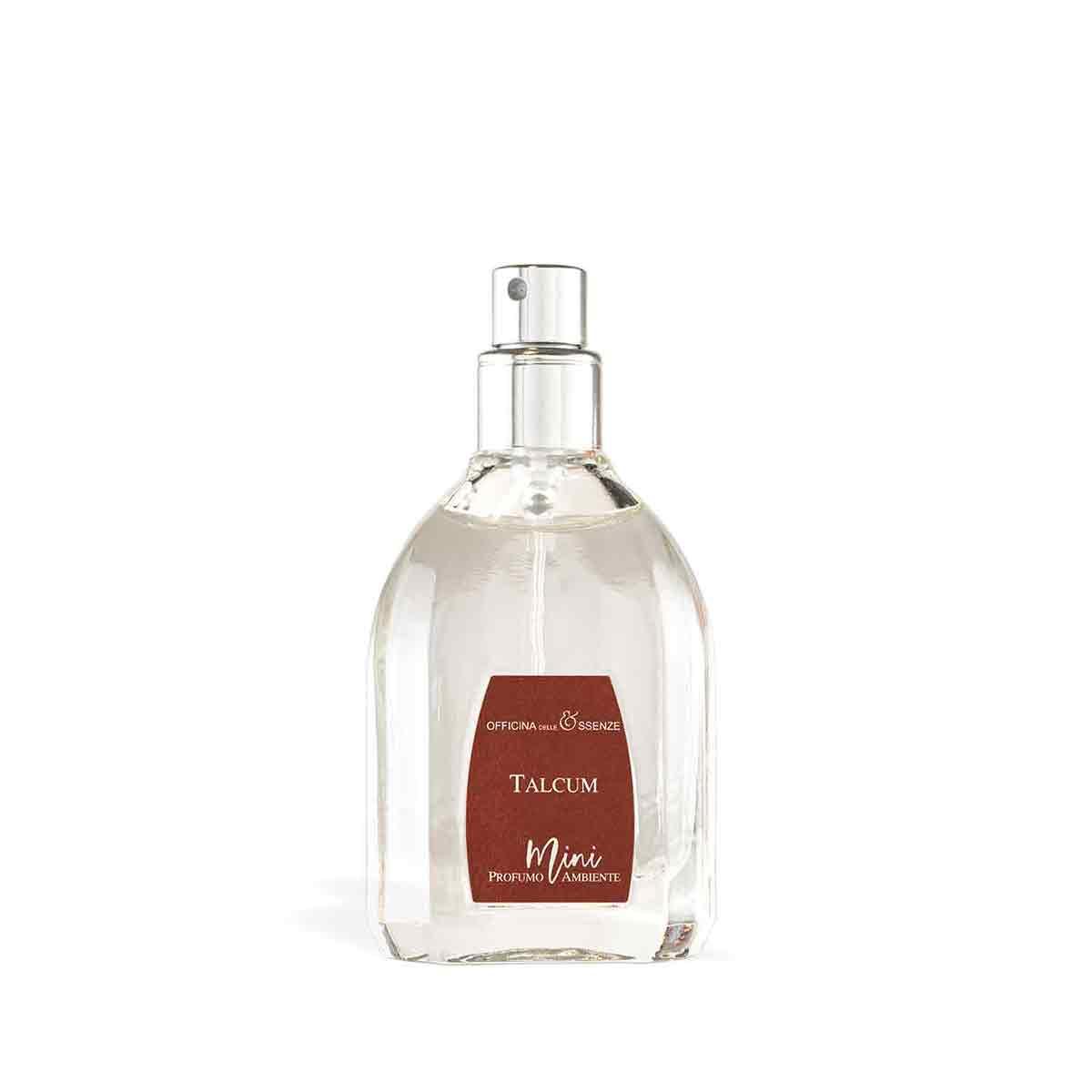 Mini profumo ambiente Talcum da 25 ml