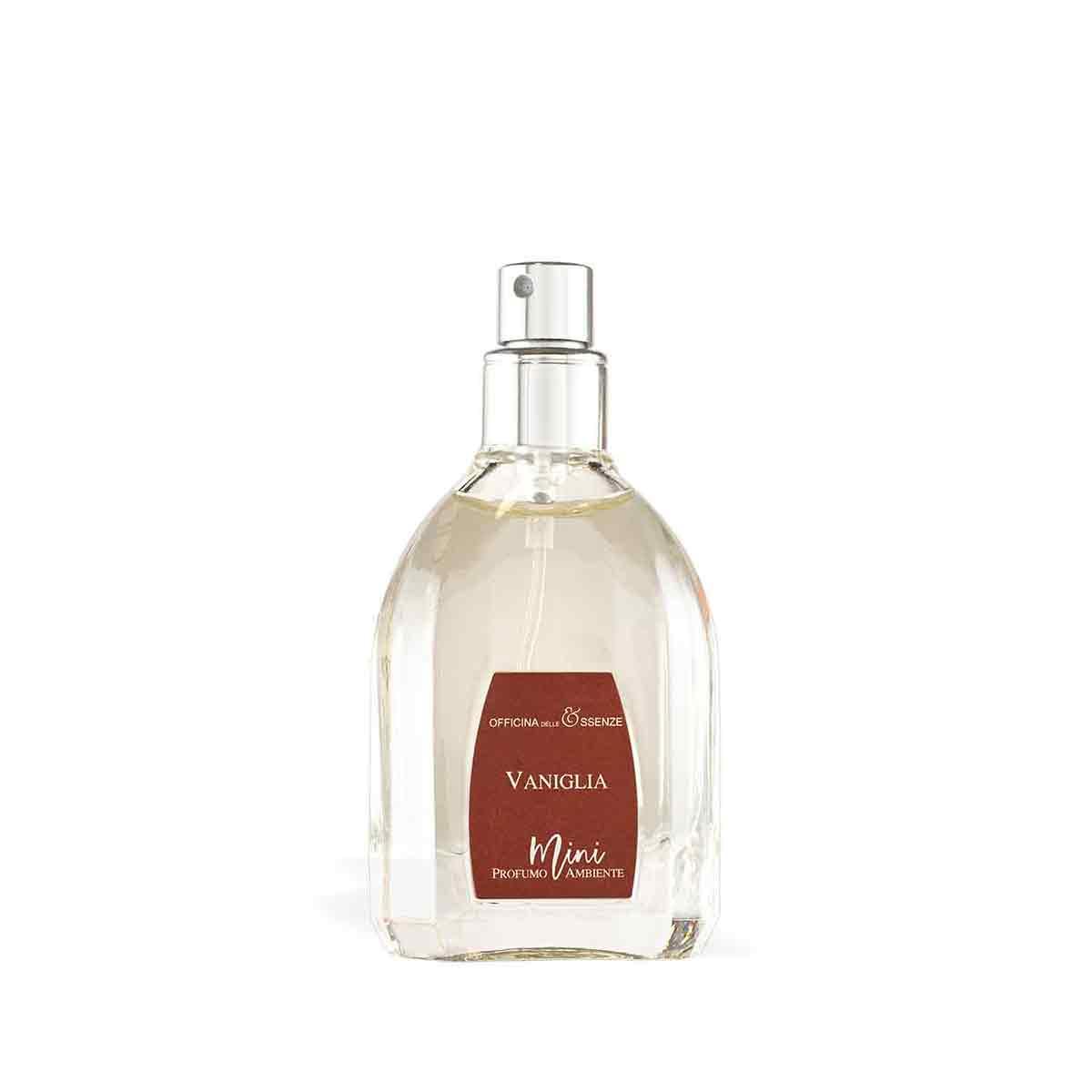 Mini profumo ambiente di Vaniglia da 25 ml