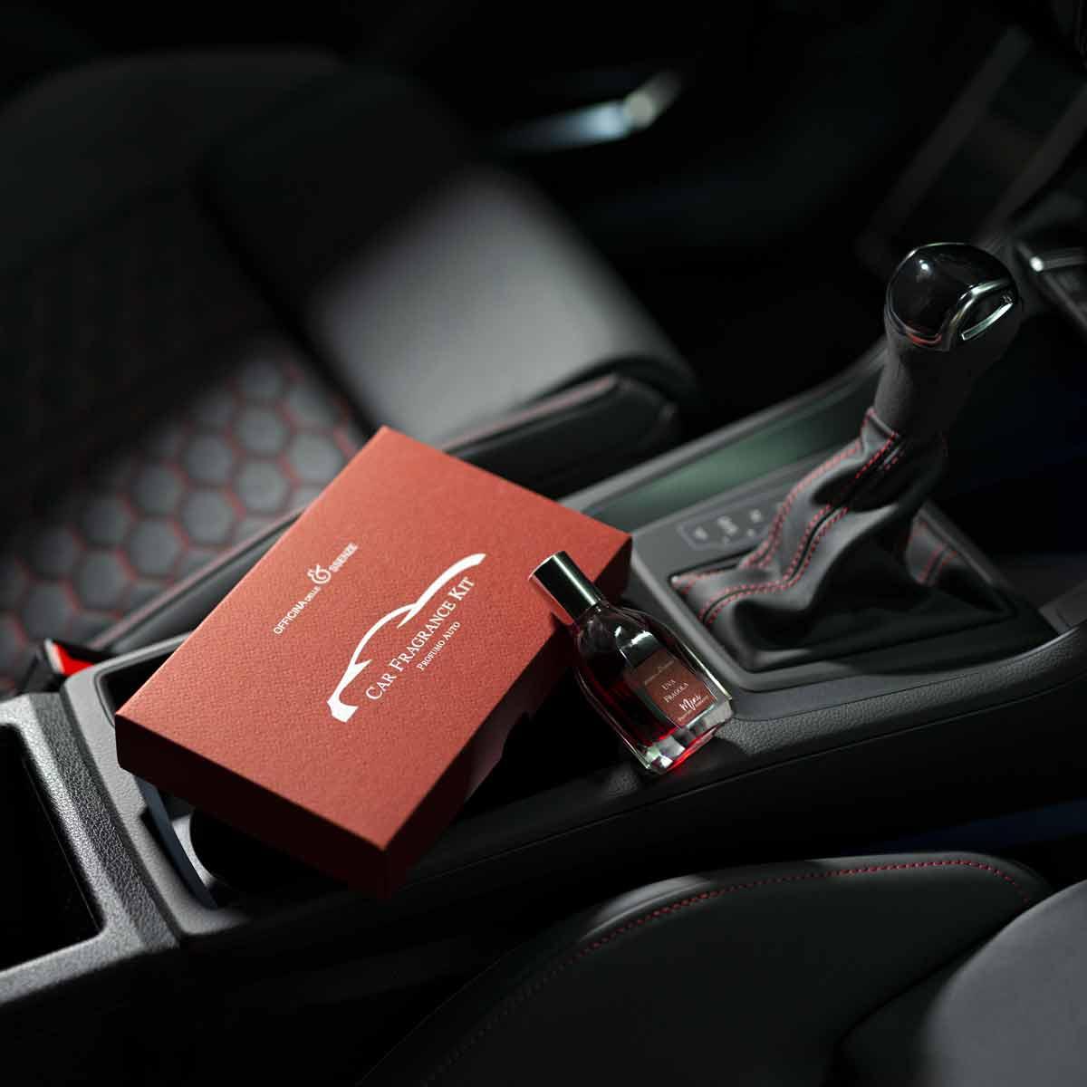Migliore profumo per auto
