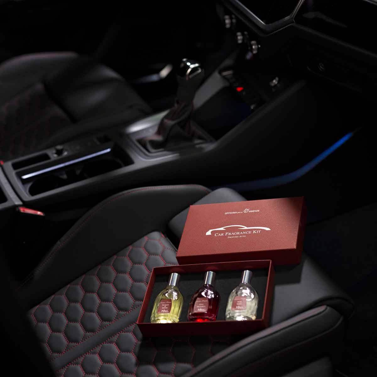 Car Fragrance Kit set profumazioni macchina