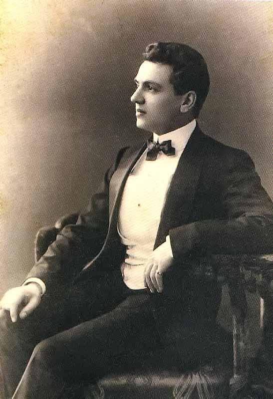 Ernest Beaux creator Chanel 5 aldehyde perfume